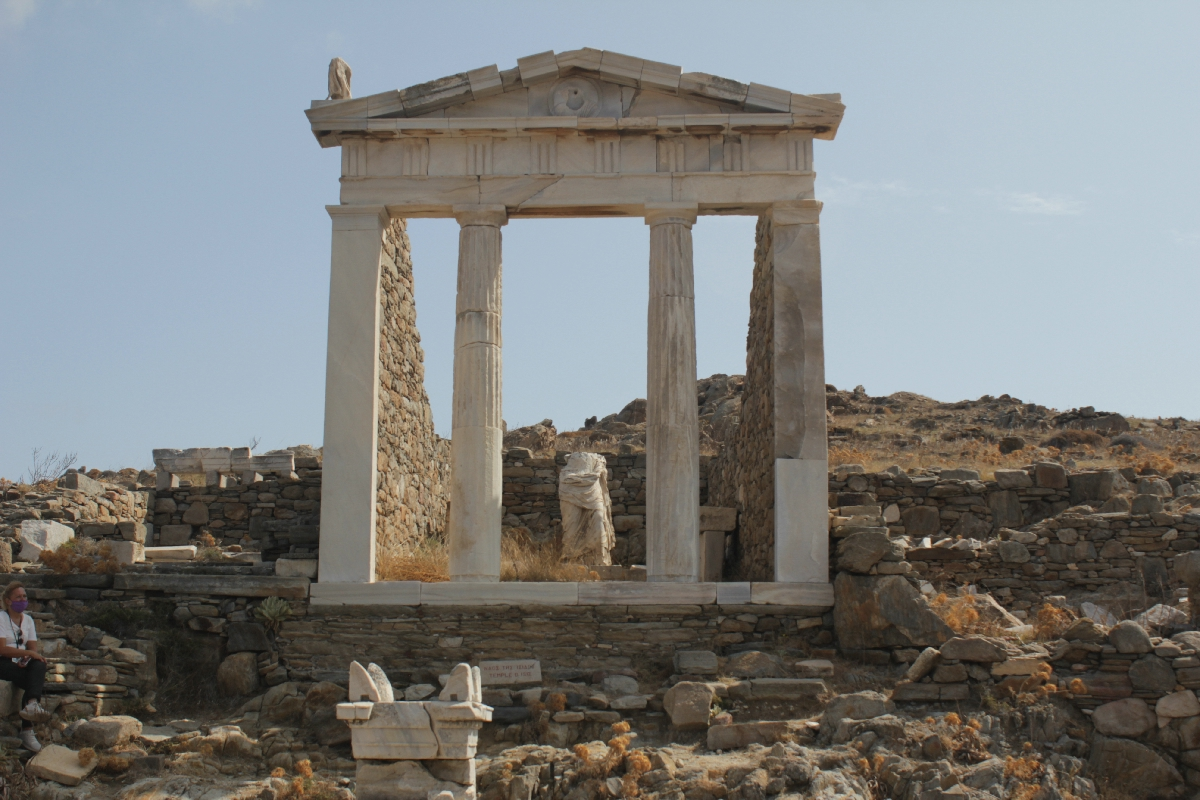 345 -  Delos - Greece - Eric Pignolo