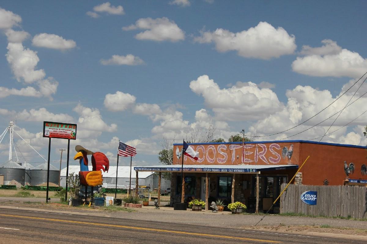 160 - Route 66 - USA  - Eric Pignolo.JPG