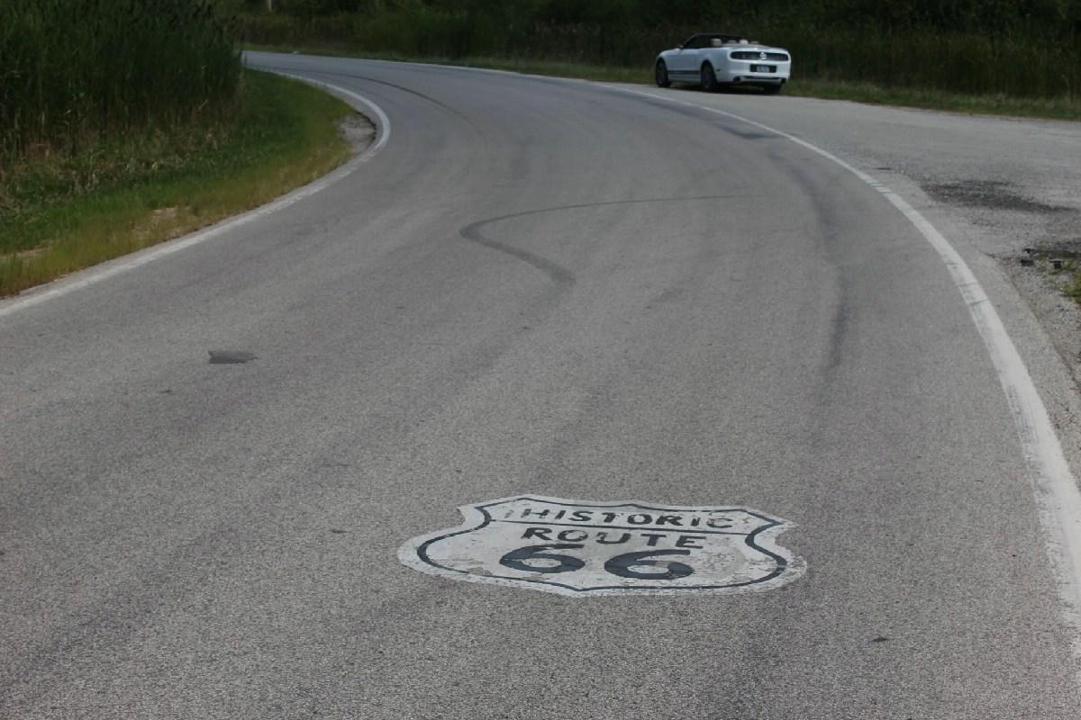 079 - Route 66 - USA  - Eric Pignolo.JPG
