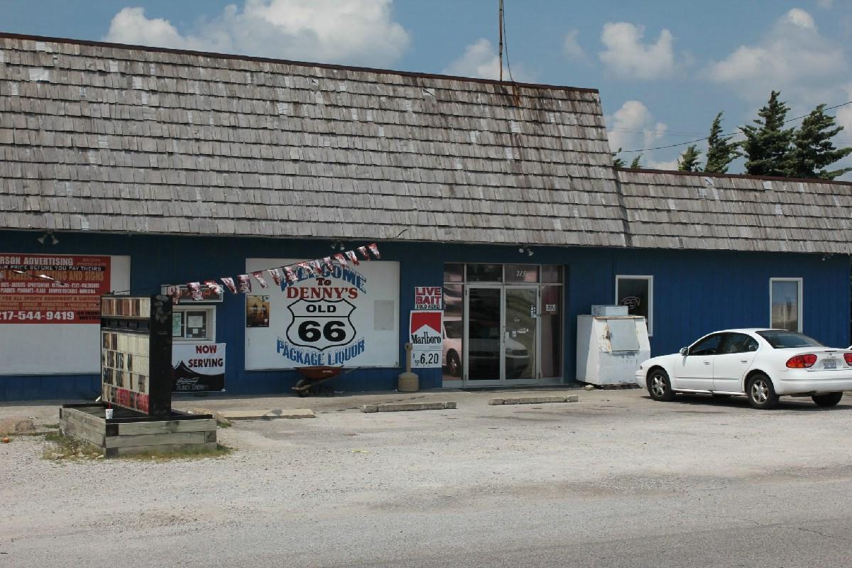 080 - Route 66 - USA  - Eric Pignolo.JPG