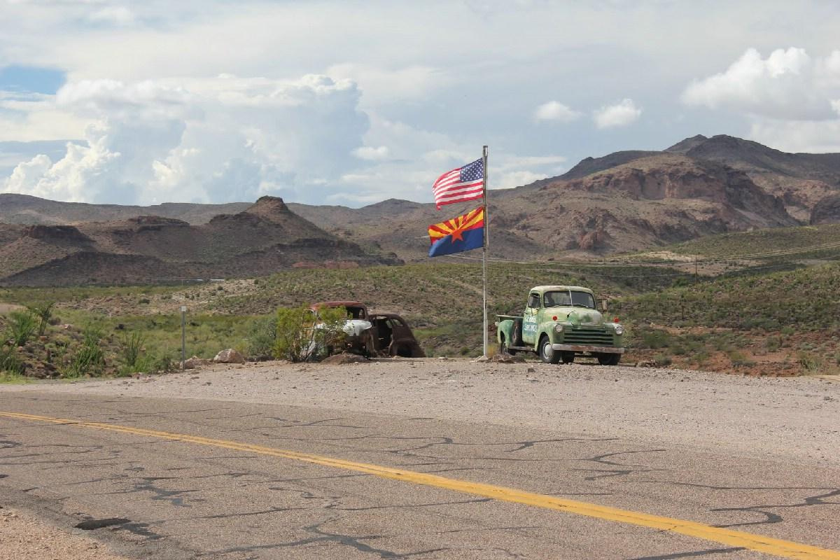 277 - Route 66 - USA  - Eric Pignolo.JPG