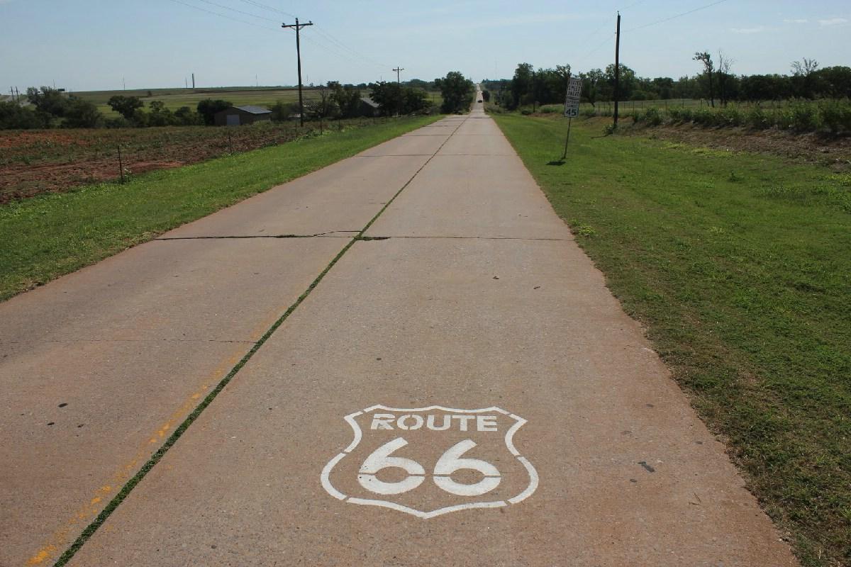 135 - Route 66 - USA  - Eric Pignolo.JPG