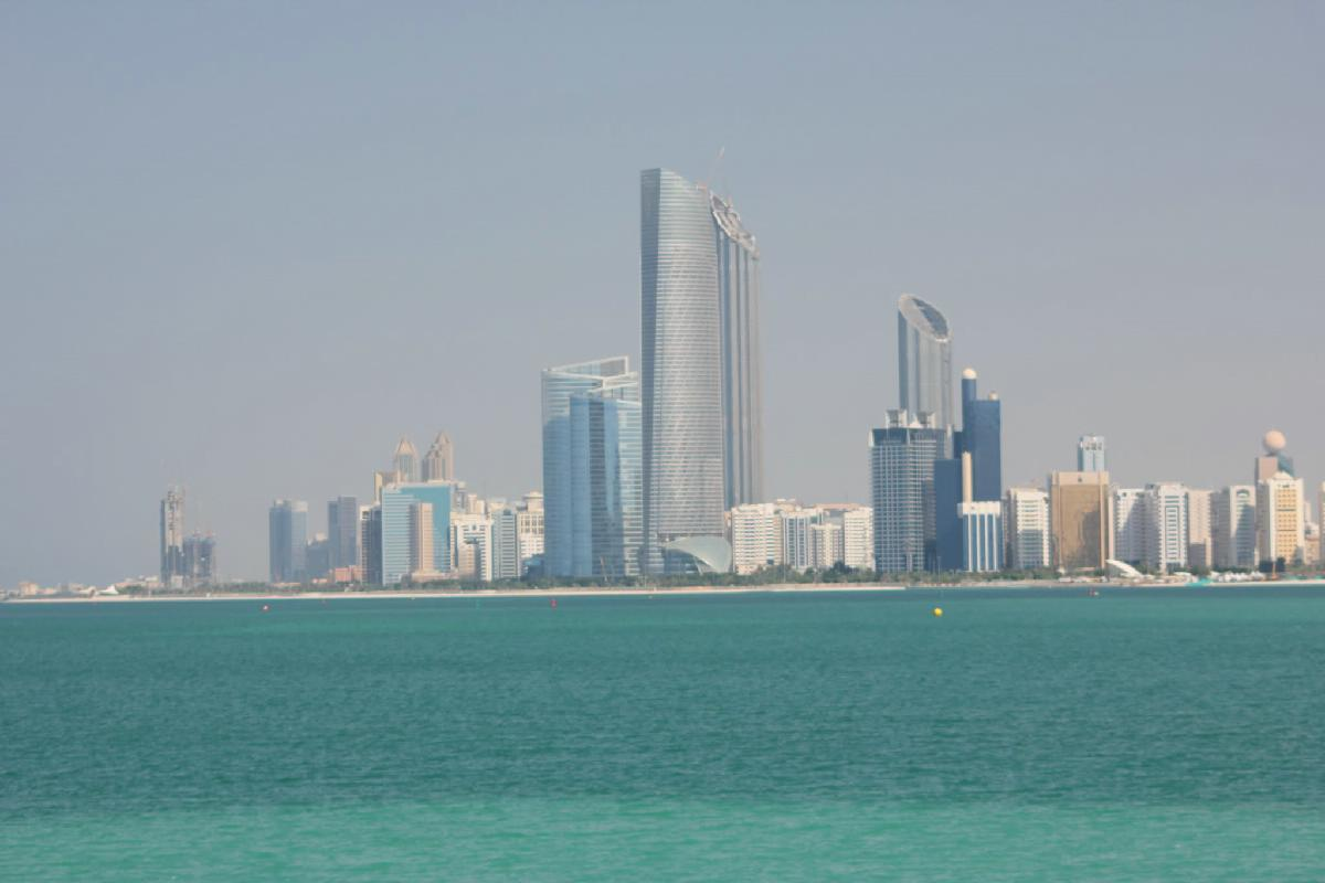 Abu Dhabi  - Eric Pignolo