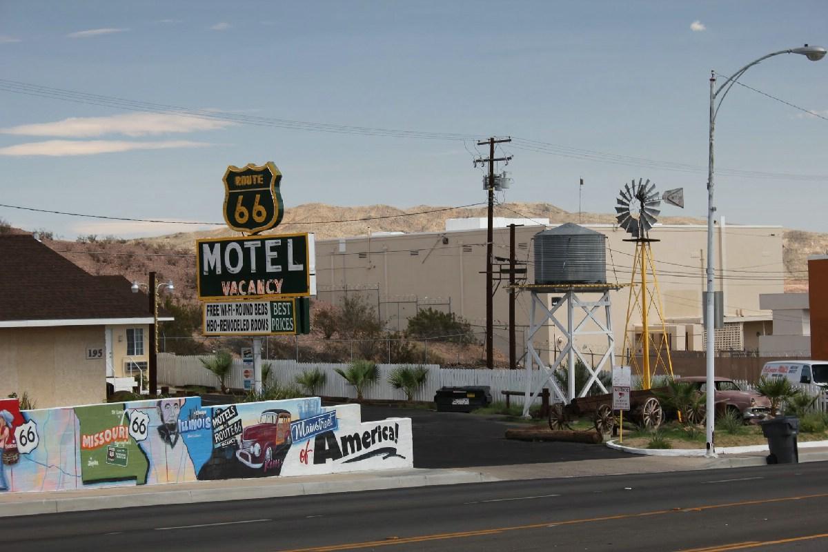 334 - Route 66 - USA  - Eric Pignolo.JPG