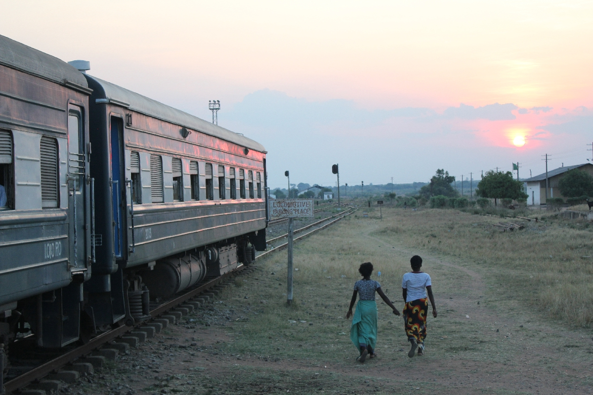 Southern Africa by TRAIN