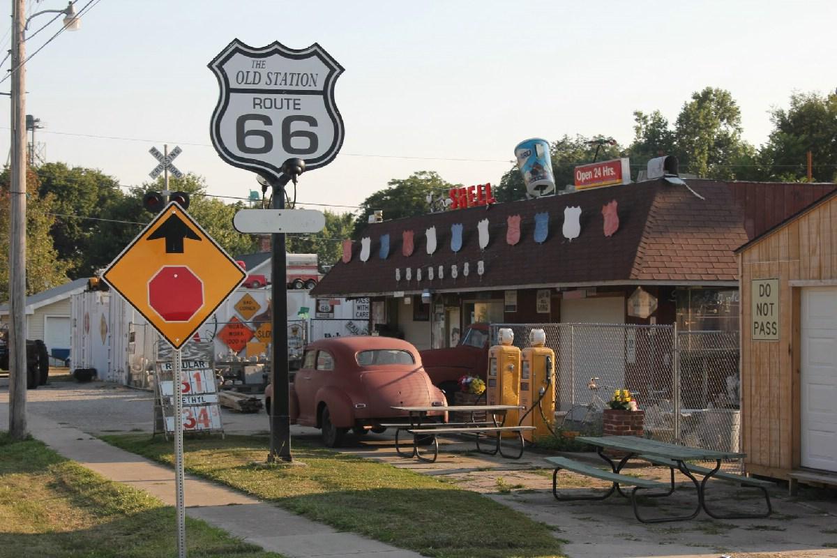 074 - Route 66 - USA  - Eric Pignolo.JPG