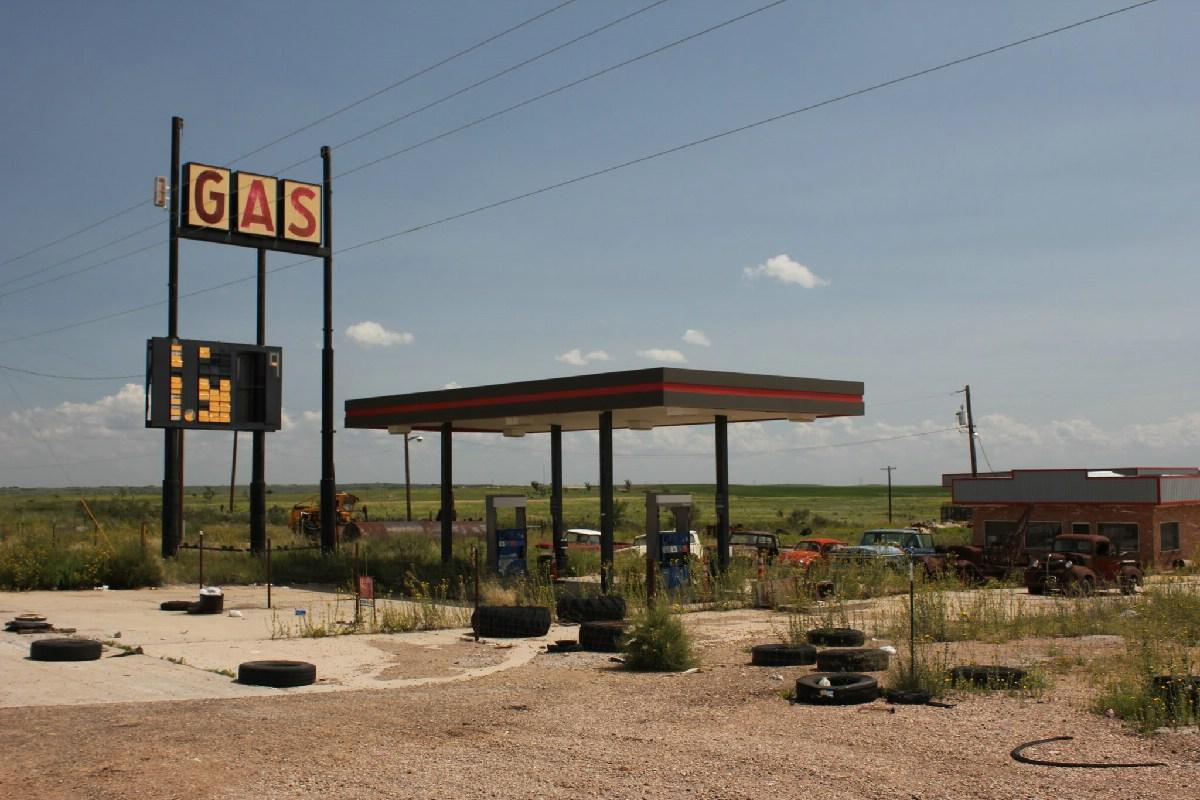 143 - Route 66 - USA  - Eric Pignolo.JPG