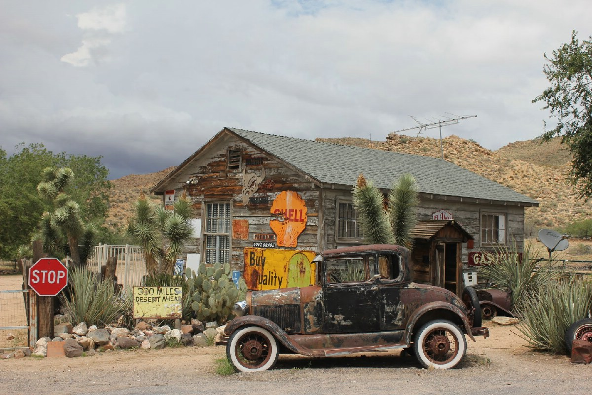 269 - Route 66 - USA  - Eric Pignolo.JPG