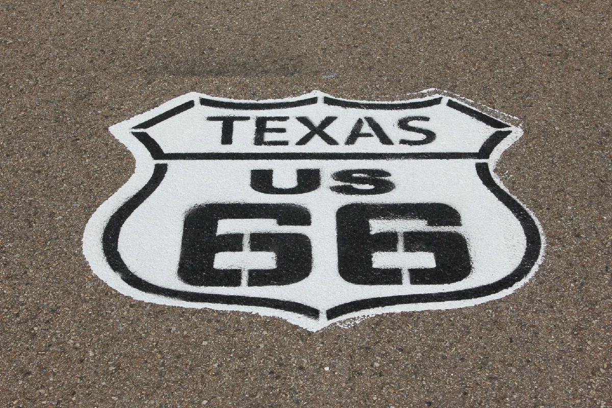 157 - Route 66 - USA  - Eric Pignolo.JPG