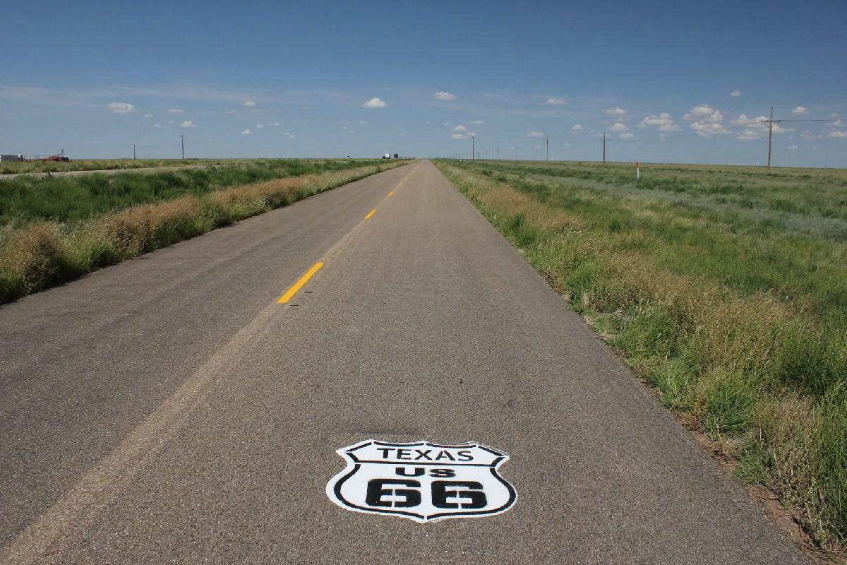 158 - Route 66 - USA  - Eric Pignolo.JPG