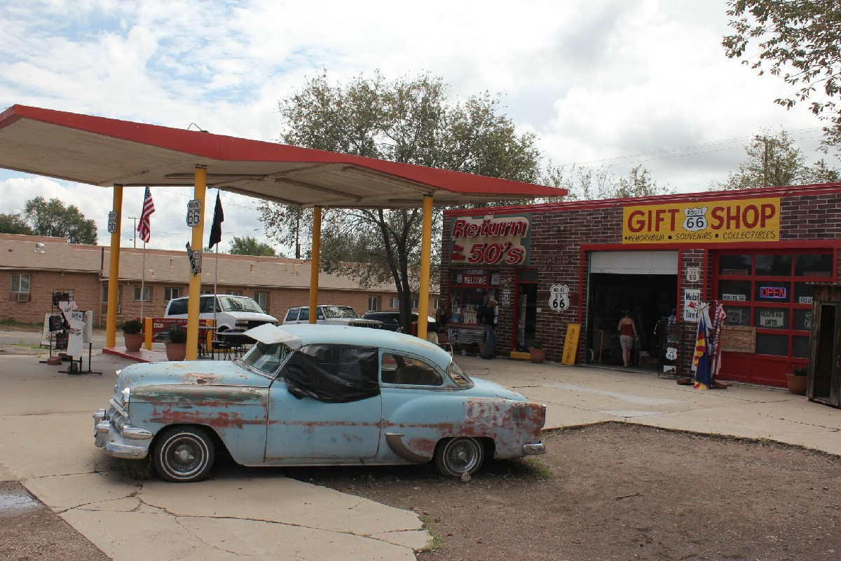 264 - Route 66 - USA  - Eric Pignolo.JPG