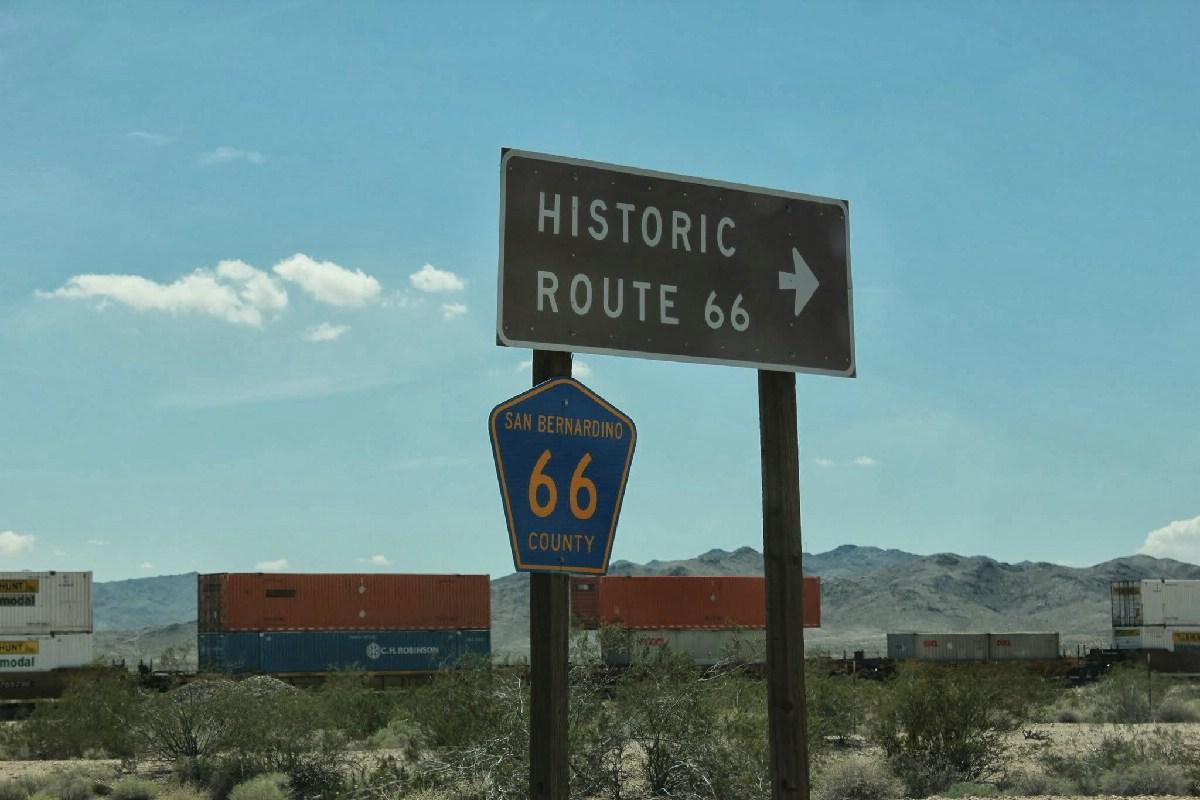 457 - Route 66 - USA  - Eric Pignolo.JPG