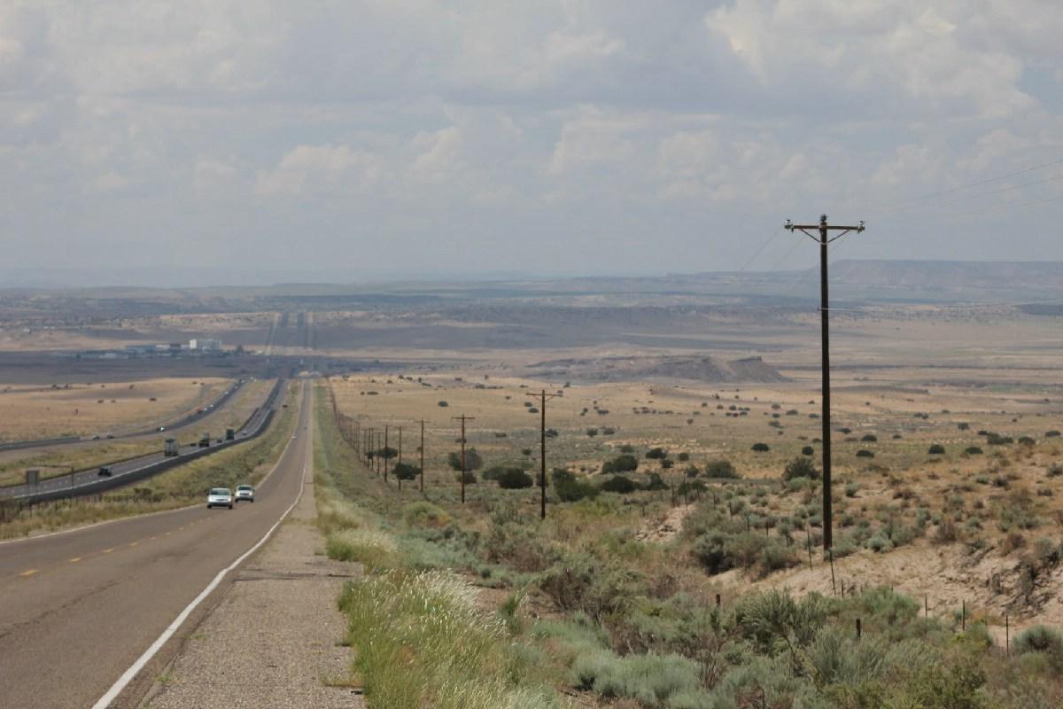 186 - Route 66 - USA  - Eric Pignolo.JPG