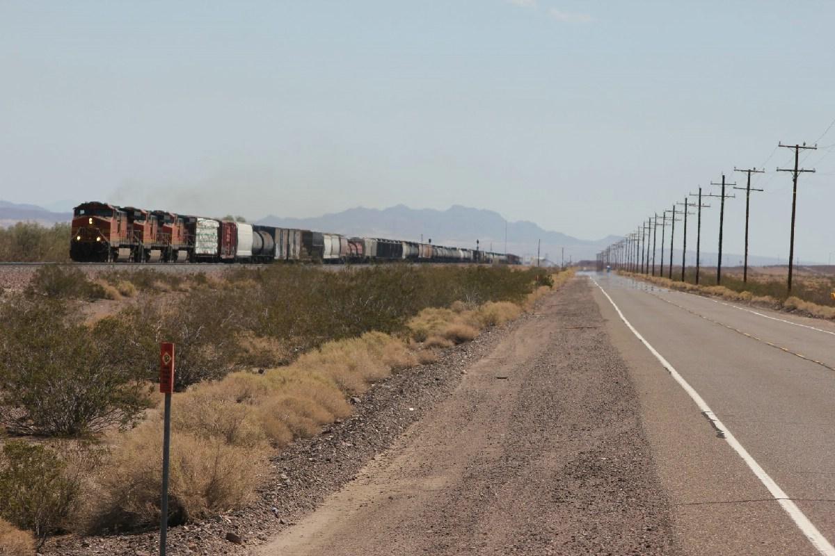 332 - Route 66 - USA  - Eric Pignolo.JPG