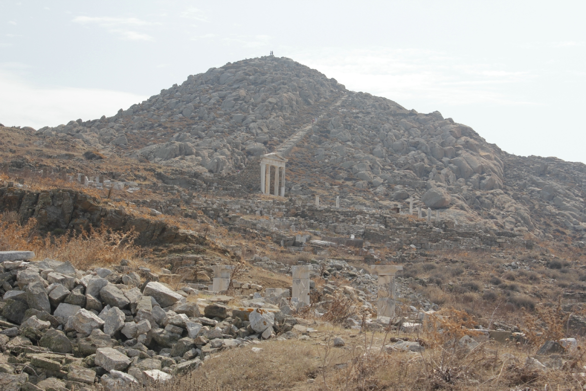 347 -  Delos - Greece - Eric Pignolo