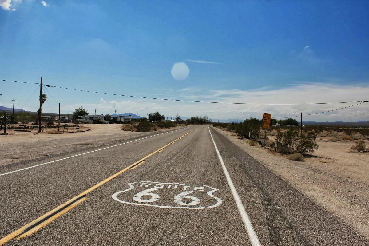 458 - Route 66 - USA  - Eric Pignolo.JPG