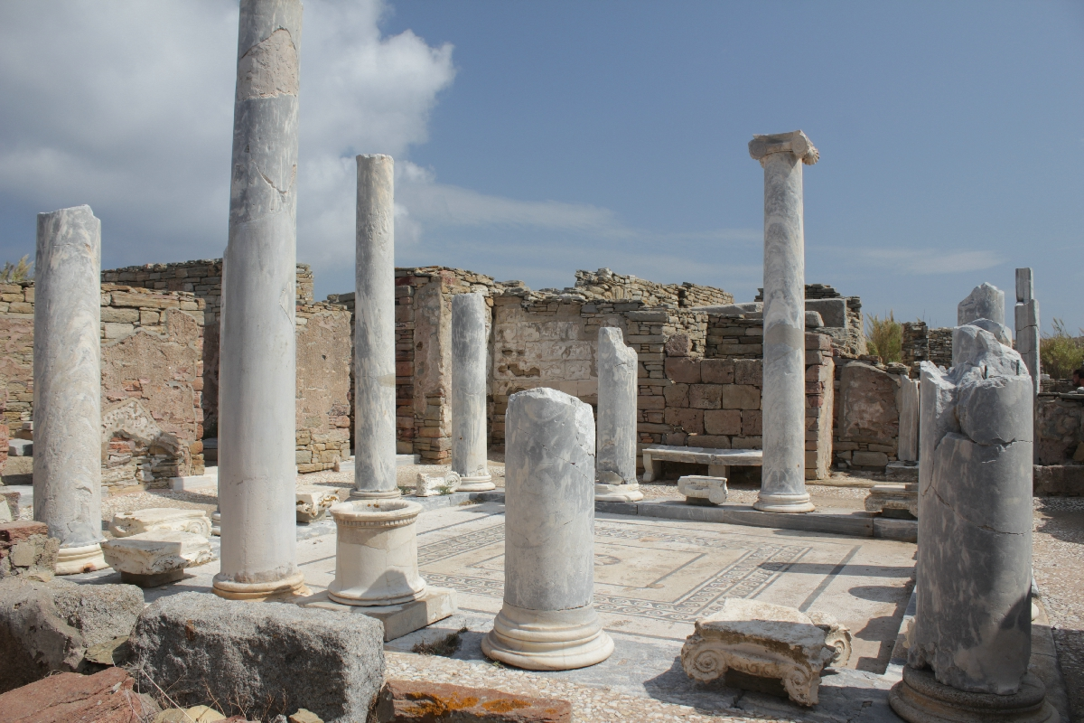353 -  Delos - Greece - Eric Pignolo
