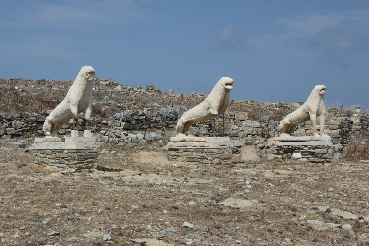 350 -  Delos - Greece - Eric Pignolo