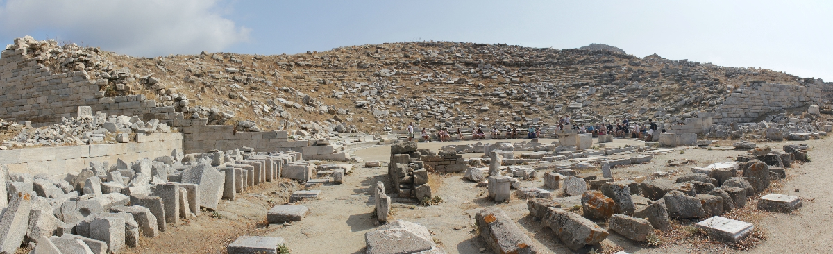 342 -  Delos - Greece - Eric Pignolo