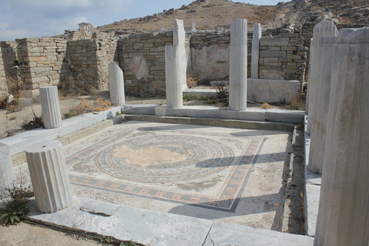 344 -  Delos - Greece - Eric Pignolo