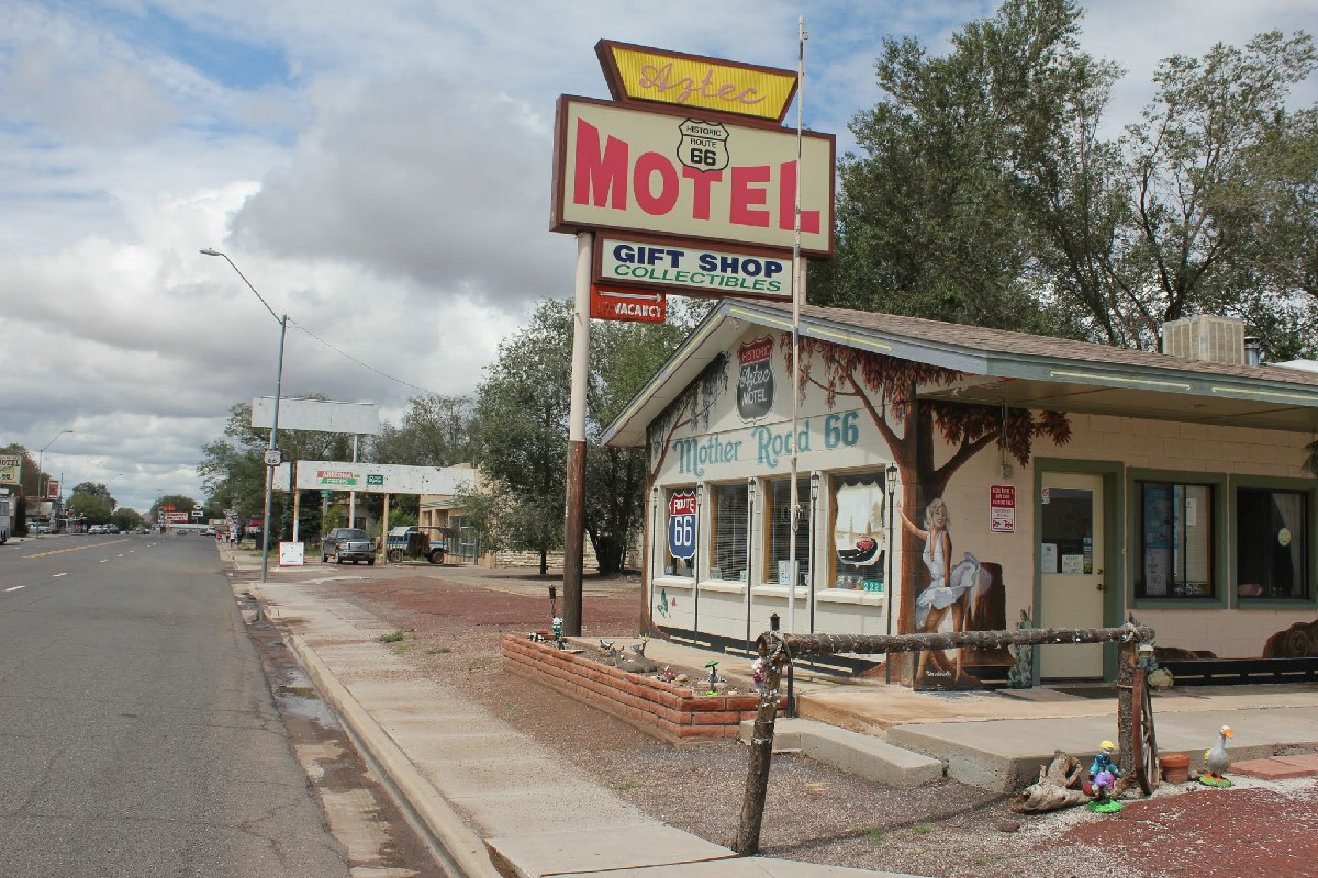 265 - Route 66 - USA  - Eric Pignolo.JPG