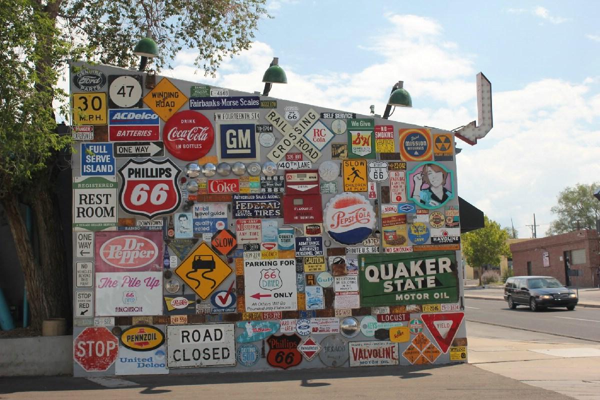 182 - Route 66 - USA  - Eric Pignolo.JPG