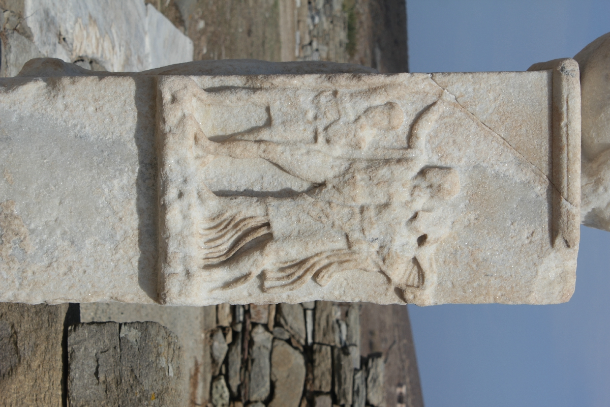 348 -  Delos - Greece - Eric Pignolo