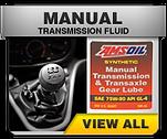 AMSOIL Manual Transmission Fluids