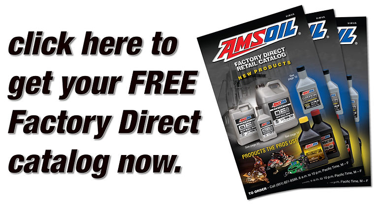 FREE AMSOIL catalog from ANXT Oil in Temecula CA