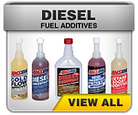 AMSOIL Fuel Additives for Diesel Vehicles