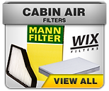 WIX and MANN Cabin Filters