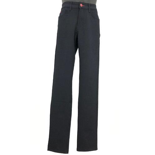 Pantalon coupe jeans DFR89 marine