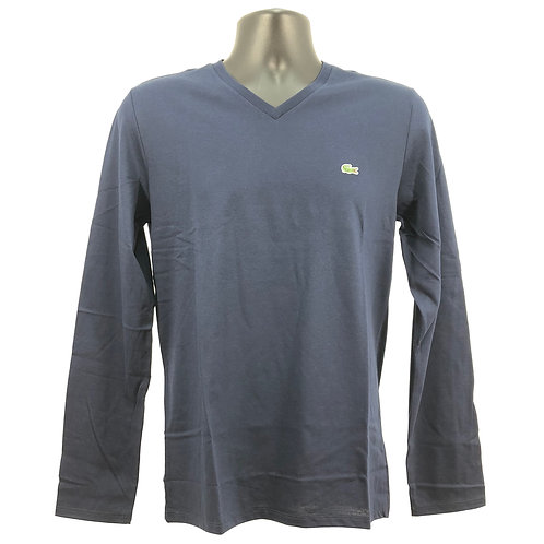 T-shirt Lacoste marine