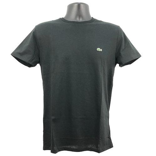 T-shirt Lacoste noir