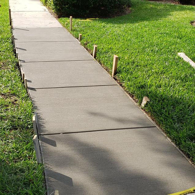 Sidewalk Replacement