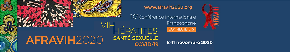 AFRAVIH 2020 connecté-e-s