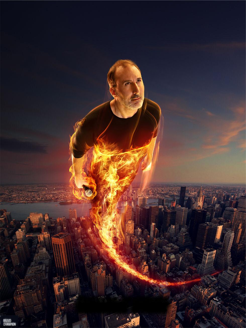 "Martin Petit ""Pyroman"""