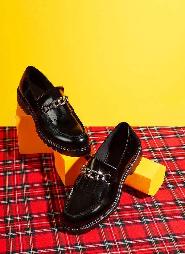 Little Burgundy Shoes Automne Hiver 2018