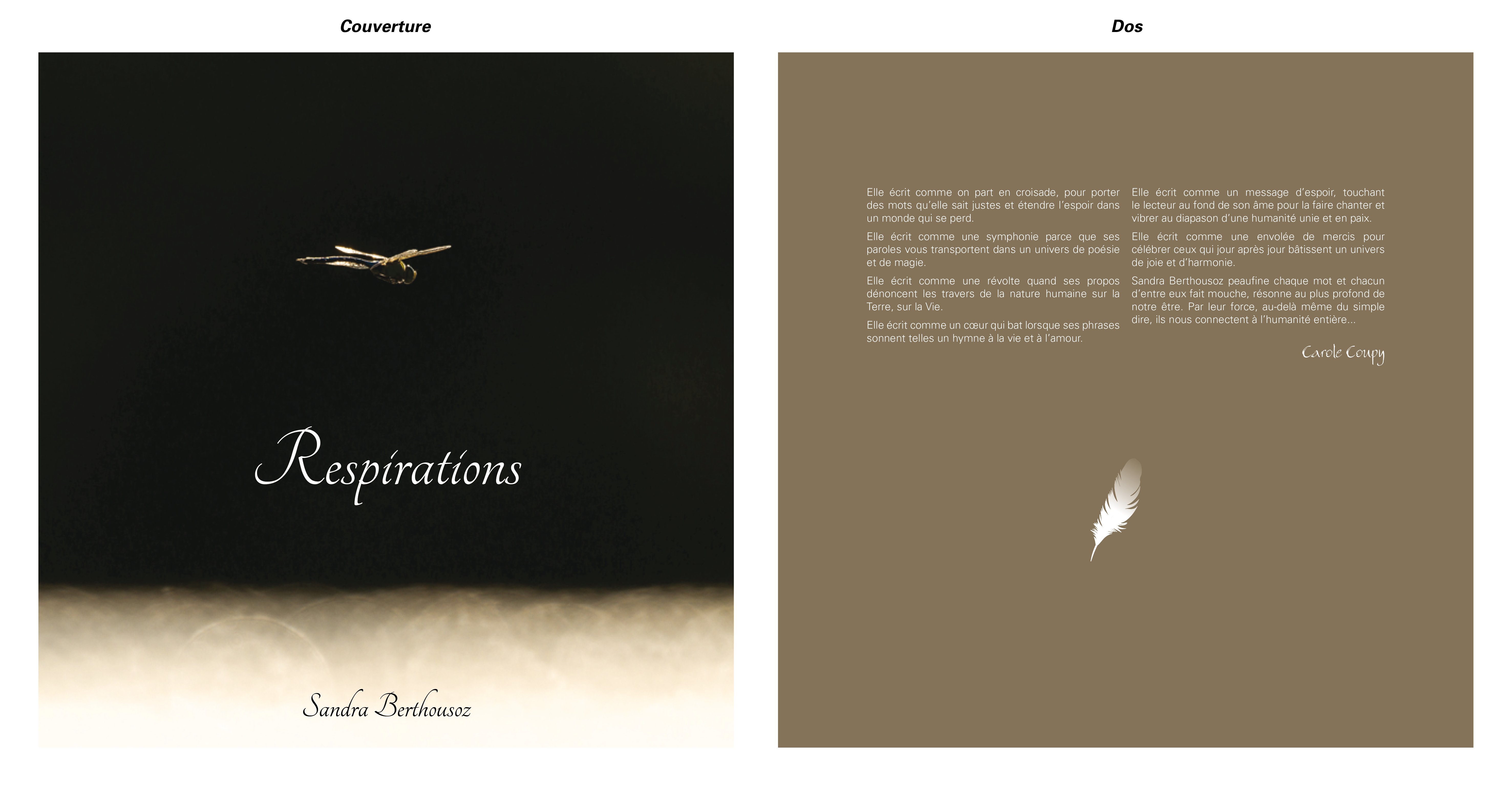 Sandra Berthousoz - Respirations