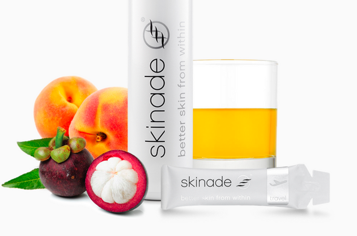 Great skin from within with Skinade