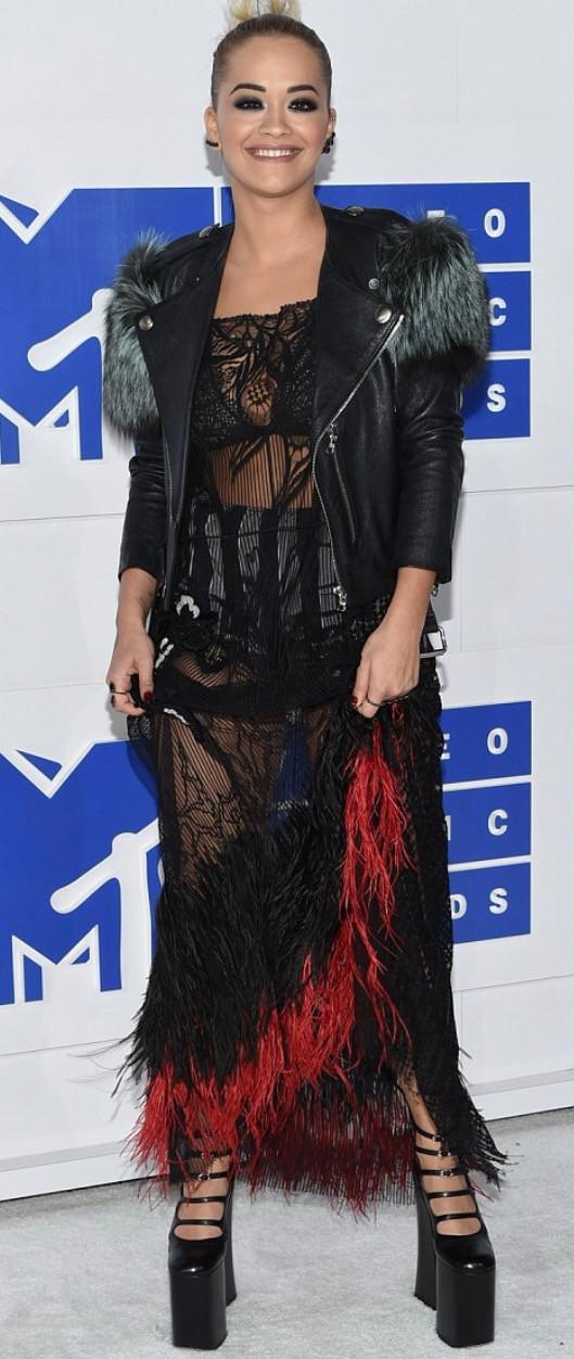 Rita Ora VMA's