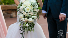 Classic vs. Colorful Bridal Bouquets