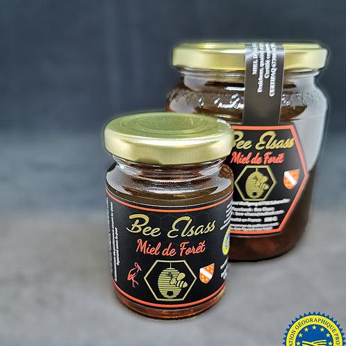 Miel de Forêt IGP, le pot de 125g