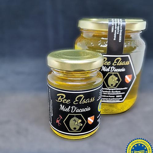 Miel d'Acacia IGP, le pot de 125g