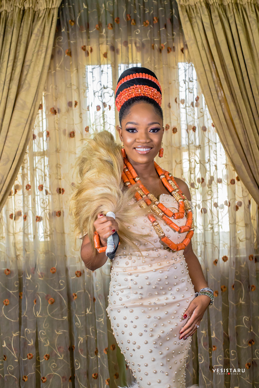 Chinju Nwankwo - Igbo Traditional Bride