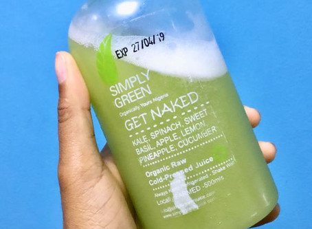 Review || Simply Green Juice 5-Day Cleanse