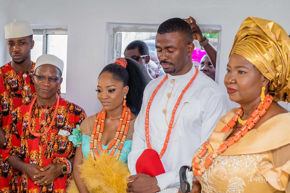    Chinju and Obinna UDora - Igbo Bride ChinjOBi