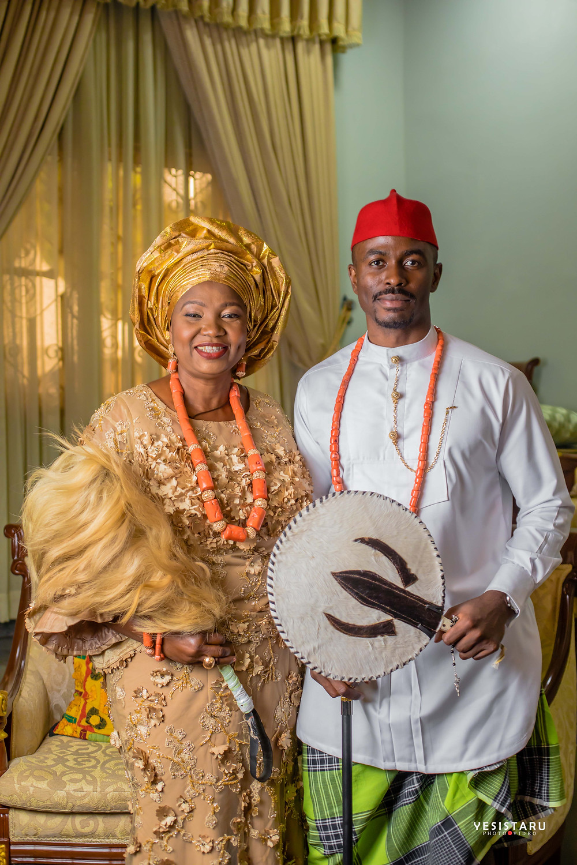 Obinna Udora - Igbo traditional Gro