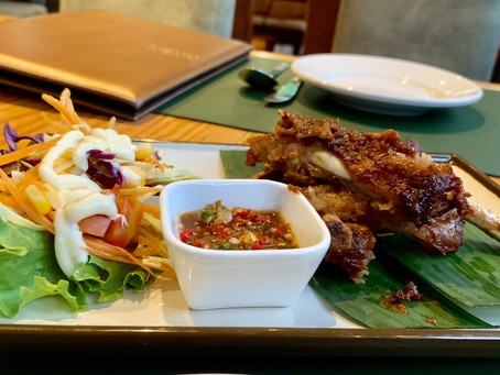Thai Food in Lagos - Orchid House