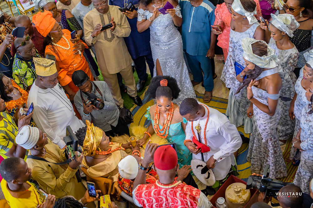    Chinju Nwankwo - Igbo traditional Bride - ChinjOBi